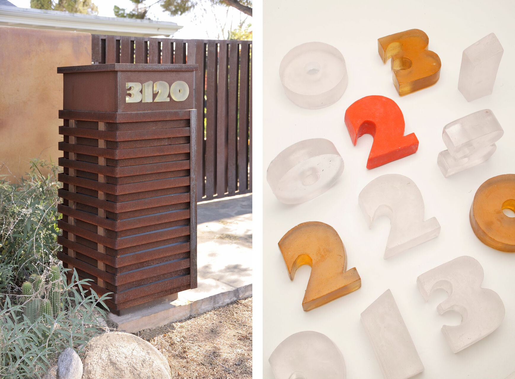 Gifts numbers design collaborations margaret joplin for Gifts for landscape architects